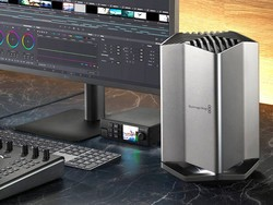 The new Blackmagic eGPU Pro gives your computer a serious graphics upgrade