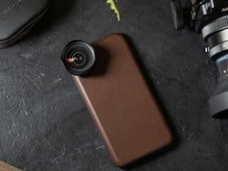 Nomad's new $50 Rugged Leather Case works with Moment lenses