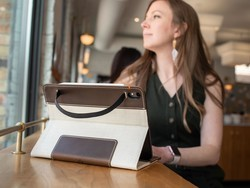 Pad & Quill's new Cambridge Leather iPad cases put the Pro in protection