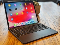 Put your iPad Pro to work with the Brydge Pro keyboard, now in stock