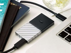 Snag a terabyte of storage at $30 off with this WD My Passport SSD deal