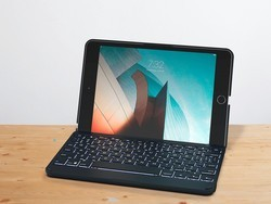 Zagg's Folio Case with keyboard for the 2019 iPad Mini unlocks productivity