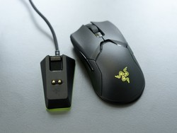 Save $20 and grab the Razer Viper Ultimate wireless mouse at Best Buy