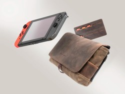 Snag a free leather game holder with the Nintendo Switch CitySlicker case
