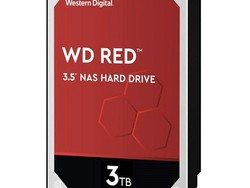 A fantastic workhorse hard drive, the WD Red 3TB, is down to $80 today only