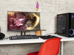 Save $100 and start gaming with the new HP Omen 27-inch FreeSync monitor