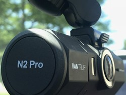 Save $80 on a great dash cam, the Vantrue N2 Pro with two HD cameras