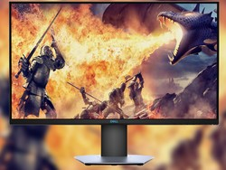 Dell's 27-inch monitor with 1440p resolution and FreeSync is down to $300