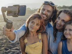 Take better photos and video with the DJI Osmo Mobile 3 on sale for $98