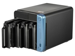 Create your own media server with QNAP's 4-bay NAS down to $449 on Amazon