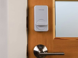 Replace your regular lock with the automatic Wyze Lock on sale for 20% off