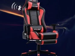 Take a load off with the GTRacing Music Gaming Chair on sale for $170 today