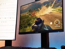 The ViewSonic 24-inch 144Hz monitor has dropped to its lowest price at $180