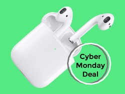 Cyber Monday AirPods deal takes $60 off wireless charging model