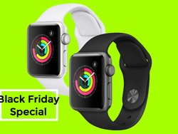 Time to save — Apple Watch Series 3 is down to $120 for Black Friday