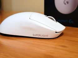 Step up your game with Logitech's G Pro X Superlight mouse on sale for $138