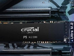 Add some speed to your PC with the Crucial P5 1TB SSD on sale for $110