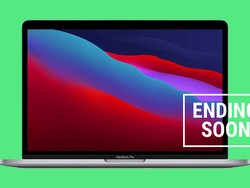 Apple's latest M1-powered MacBook Pro is $100 off after Cyber Monday
