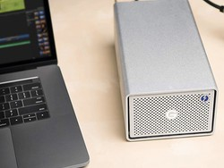 Expand your storage with $50 off the 8TB G-RAID Thunderbolt 3 system