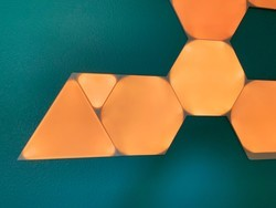 Decorate your room with this sale featuring the Nanoleaf Shapes down to $60