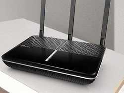 The TP-Link Archer A10 wireless router has dropped to $80 at B&H