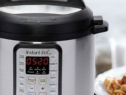 Make dinner tonight with the Instant Pot Viva pressure cooker down to $49