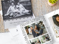 Mixbook's annual sale offers this year's best photo books at up to 55% off!