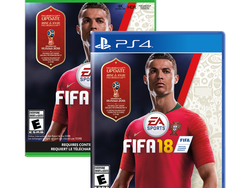 Pick up FIFA 18 on PlayStation 4 or Xbox One for just $20 today