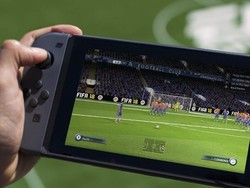Play FIFA 18 on your Nintendo Switch for $24