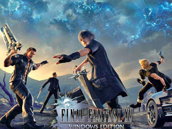 Windows PC gamers can download Final Fantasy XV for just $18 today