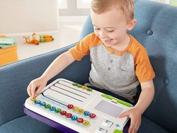 Teach your little one something new with this $16 Fisher-Price Think & Learn Math Center