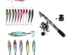 Let this discounted fishing gear help you catch your biggest fish yet