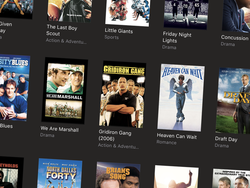 Pre-game with these football movies on sale in digital HD for $5 each via iTunes
