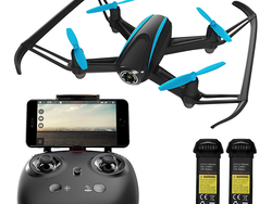 Capture footage from high in the sky with the $60 Force1 Dragonfly Drone