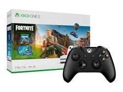 Score an extra controller with this $250 Xbox One S 1TB Fortnite bundle