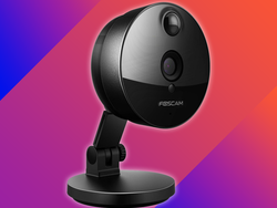 Regain some peace of mind with the $38 Foscam C1 HD security camera