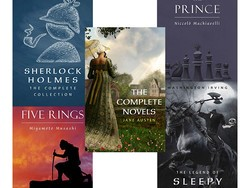 Here are a bunch of free Kindle books for your free Kindle reading app