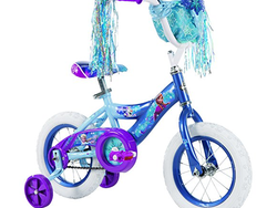Ride off with this 12-inch Disney Frozen Bike by Huffy at its lowest price ever