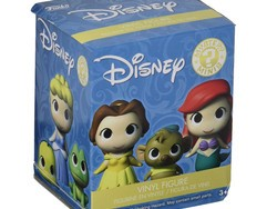 Surprise the kids with a Funko Mystery Mini Disney Princess Blind Box for $3
