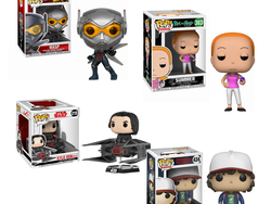 Funko Pop fans can save on a few new additions for the collection from $3 today