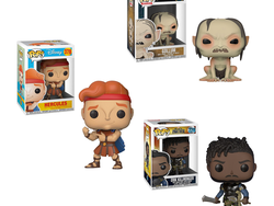 Tons of Funko Pop collectibles are on sale for as low as $2 today