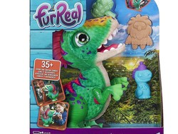 The $39 FurReal Munchin' Rex would make a great Christmas gift