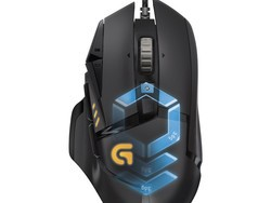 Keep gaming with Logitech's G502 Proteus wired optical gaming mouse for $35