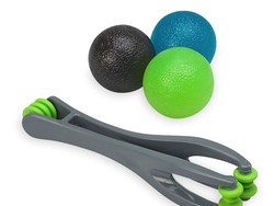 Reduce stiffness and pain with this $16 Gaiam Restore Hand Therapy Kit