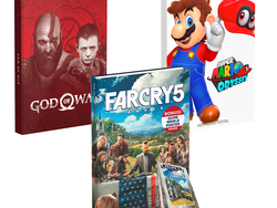 Select Collector's Edition game guides are 50% off at GameStop today