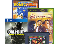Stock up on video games with this 4 for $20 pre-owned sale from GameStop