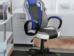 This $68 high-back gaming chair will make you win every time, probably