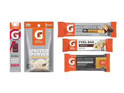 Get a $7 promo credit when you try out this $7 Gatorade Sample Box