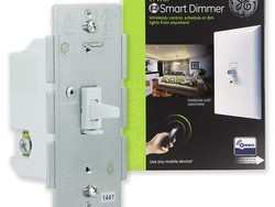 The $30 GE Z-Wave wireless dimmer controls your lights from anywhere