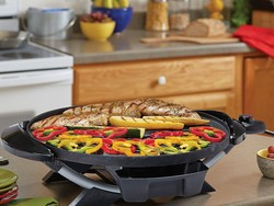 Bring the cookout in with this $59 George Foreman grill